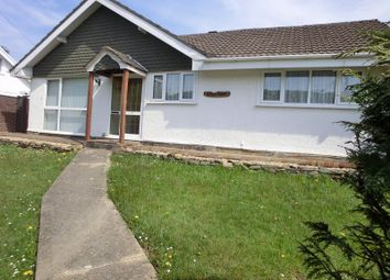 Thumbnail 3 bed bungalow to rent in Waun Sterw, Rhydyfro, Pontardawe, Swansea