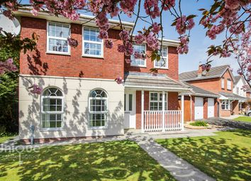 Thumbnail 4 bed detached house for sale in Crofters Walk, Lytham St. Annes