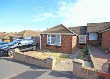 Thumbnail 3 bed semi-detached bungalow for sale in Hillary Crescent, Luton