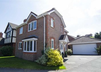 Thumbnail 3 bed detached house for sale in Larkfield Park, Chepstow