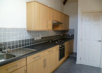 Thumbnail 1 bed flat to rent in Belle Vue, Leek