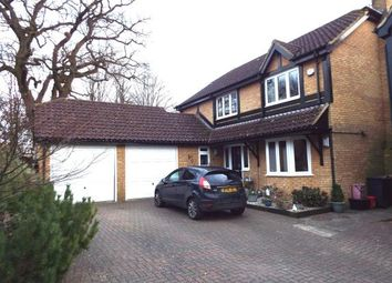 Thumbnail 4 bed detached house for sale in Grenville Way, Stevenage, Hertfordshire, England