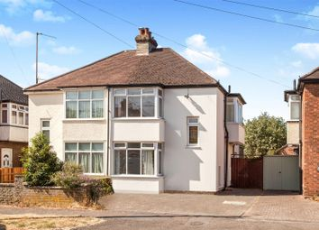 Thumbnail 3 bed semi-detached house for sale in Lovell Road, Cambridge