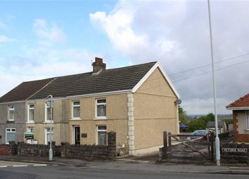 3 bed terraced house for sale in Victoria Road, Waunarlwydd, Swansea SA5