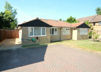 Thumbnail 2 bed bungalow for sale in Holkham Mead, Burwell