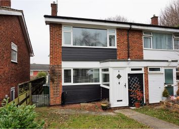 Thumbnail 3 bed semi-detached house for sale in Dedham Road, Billericay