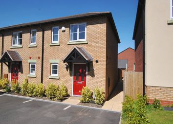 Thumbnail 2 bed end terrace house for sale in Vesey Court, Wellington, Telford, Shropshire