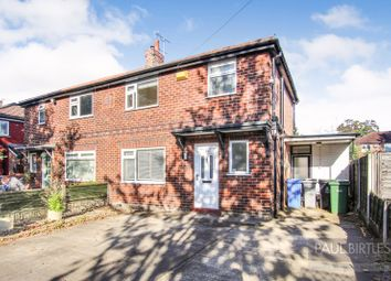 3 bed semi-detached house for sale in Wentworth Avenue, Flixton, Trafford M41