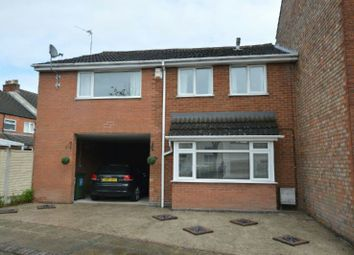 Thumbnail 4 bed end terrace house for sale in Cornwall Street, Enderby, Leicester