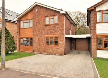Thumbnail 4 bed link-detached house for sale in Woolhampton Way, Chigwell