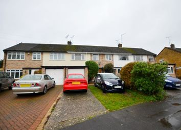 3 bed terraced house to rent in Beechbrook Avenue, Yateley GU46