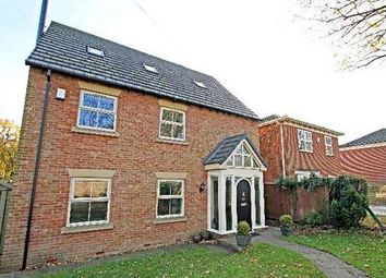 Thumbnail 4 bed detached house for sale in 127A, Melton Road, Sprotbrough, Doncaster