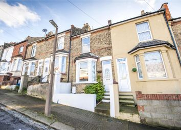 Thumbnail 3 bed terraced house for sale in Onslow Road, Rochester, Kent