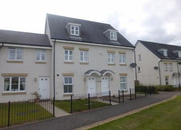 Thumbnail 3 bed town house to rent in Russell Drive, Bathgate
