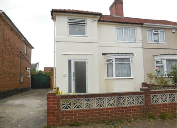 Thumbnail 3 bed semi-detached house to rent in Hordern Grove, Wolverhampton