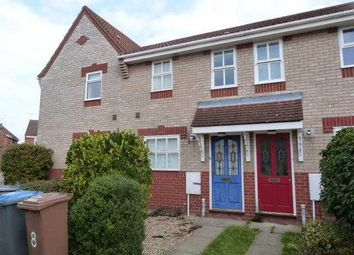 Thumbnail 2 bedroom terraced house to rent in Francis Close, Kesgrave, Ipswich