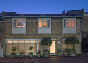Thumbnail 4 bed mews house for sale in Daleham Mews, Belsize Park, London