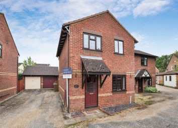 Thumbnail 3 bed semi-detached house for sale in Chestnut End, Bicester