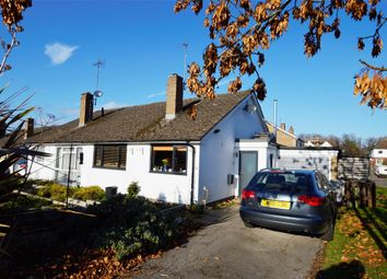 Thumbnail 2 bed semi-detached bungalow for sale in Muscroft Road, Prestbury, Cheltenham, Gloucestershire