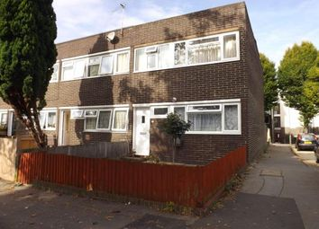 Thumbnail 3 bed end terrace house for sale in Belvoir Close, London, .