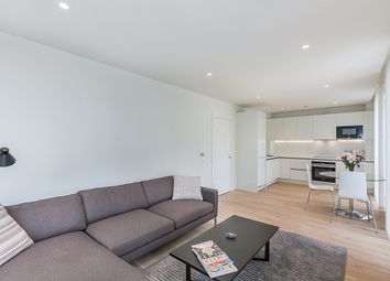 Thumbnail 2 bed flat to rent in Atrium Apartments, 12 West Row, London