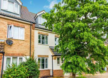 Thumbnail 3 bedroom terraced house for sale in Elgar Way, Stamford