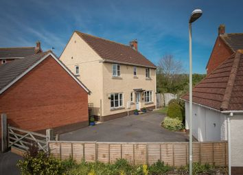 Thumbnail 4 bed detached house for sale in Cromwells Meadow, Crediton