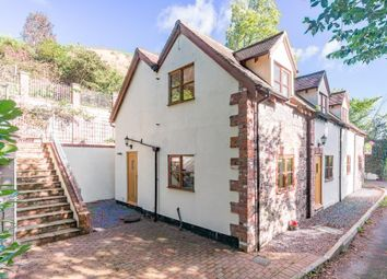 Thumbnail 4 bed detached house for sale in The Row, All Stretton, Church Stretton