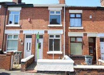 Thumbnail 2 bed property to rent in Gordon Street, Burslem, Stoke-On-Trent