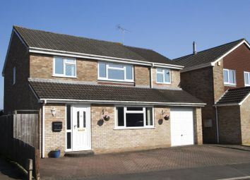 Thumbnail 5 bedroom detached house for sale in Ash Hayes Drive, Nailsea, North Somerset