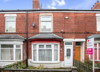 Thumbnail 2 bedroom terraced house for sale in Kingston Villas, Estcourt Street, Hull