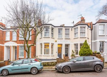 Thumbnail 5 bed terraced house for sale in Montague Road, London