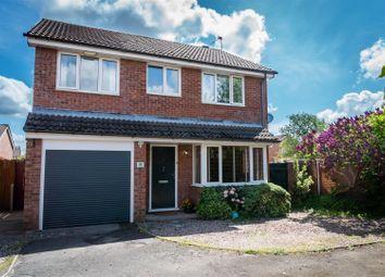 Thumbnail 4 bed detached house for sale in Crawford Meadow, Radbrook, Shrewsbury