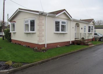 Thumbnail 2 bed mobile/park home for sale in Ladycroft Park (Ref 5481), Berry Lane, Blewbury, Didcot, Oxfordshire OX11,