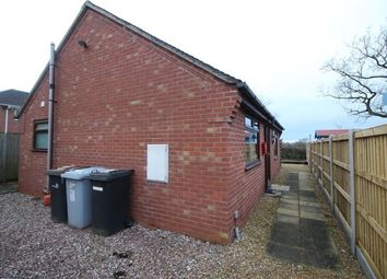 Thumbnail 1 bed bungalow to rent in Pool Meadows Road, Haslington, Crewe
