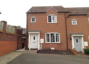 Thumbnail 3 bed town house to rent in Wharf Gardens, Bingham, Nottingham