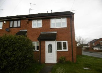 Thumbnail 1 bed terraced house for sale in Nant Park Court, New Brighton, Wirral