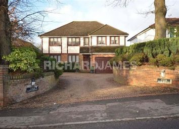 Thumbnail 5 bed detached house for sale in The Lindens, 83 Marsh Lane, London