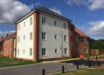 Thumbnail 1 bed flat for sale in Mulberry Grove, North Walsham, Norfolk
