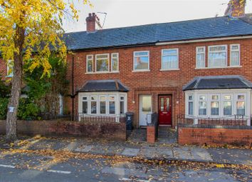 Thumbnail 4 bed terraced house for sale in Partridge Road, Roath, Cardiff