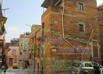 Thumbnail 2 bedroom town house for sale in Via Catania, Cianciana, Agrigento, Sicily, Italy