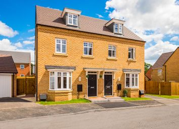 "Thumbnail 3 bed semi-detached house for sale in ""Kennett"" at Coppice Green Lane, Shifnal"