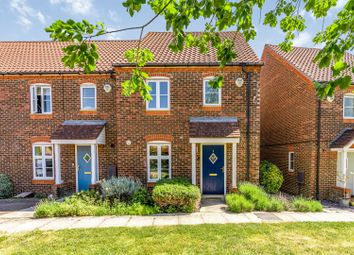 Thumbnail 3 bed end terrace house for sale in Denning Close, Maidstone