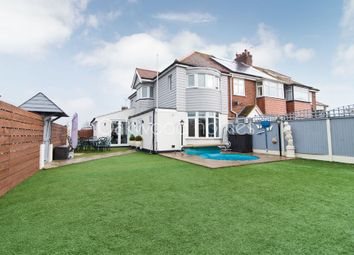 Thumbnail 4 bed semi-detached house for sale in Maynard Avenue, Margate
