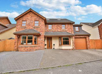 Thumbnail 6 bed detached house for sale in Llys Pentrefelen, Morriston, Swansea