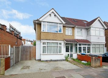 Thumbnail 5 bed semi-detached house to rent in Npier Road, Wembley, Middlesex