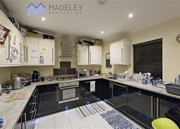 Thumbnail 1 bed flat to rent in Drayton Avenue, London