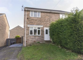 Thumbnail 2 bed semi-detached house for sale in Dale View Road, Lower Pilsley, Chesterfield