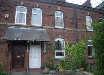 Thumbnail 4 bed terraced house to rent in Manchester Road, Bury