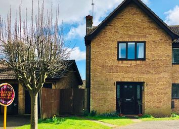 Thumbnail 4 bedroom detached house for sale in Dairy Close, West Haddon, Northampton